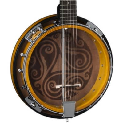 NEW Luna Celtic 6-String Banjo for sale