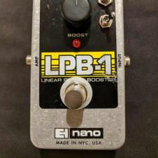 Rebuilt and Modified Electro-Harmonix LPB-1