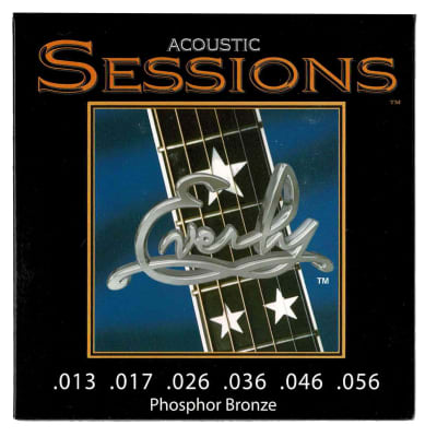 Everly 7213 Acoustic Sessions Phosphor Bronze Medium 13-56 Strings for sale