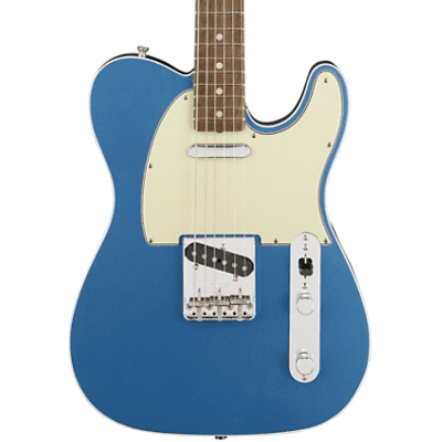 FENDER FENDER AMERICAN ORIGINAL 60 TELECASTER ROSSEWOOD FINGENBOARD GUITAR LAKE PLACID BLUE 2000 PLACID BLUE for sale