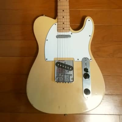 Jagard by Terada Telecaster, Butterscotch, MIJ vintage for sale