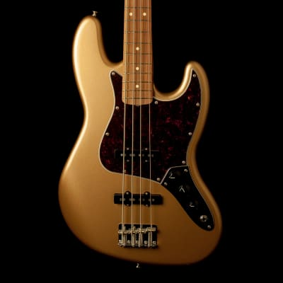 Fender Jazz Bass Vintera 60's Firemist Gold for sale
