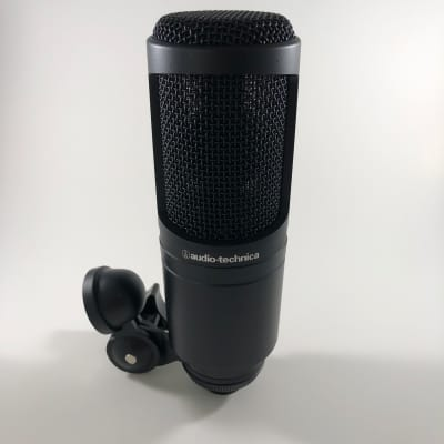Audio-Technica AT2020 Cardioid Condenser Microphone  *Sustainably Shipped*