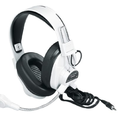 Califone 3066AV Stereo Headset, with Microphone