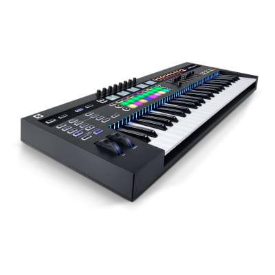 Novation 49SL MkIII: MIDI and CV Equipped Keyboard Controller