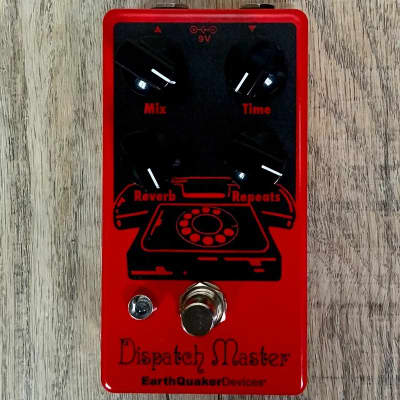 EarthQuaker Devices Dispatch Master Digital Delay & Reverb V3 - Limited Edition