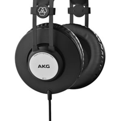 AKG K72 Closed-back Studio Monitoring Headphones