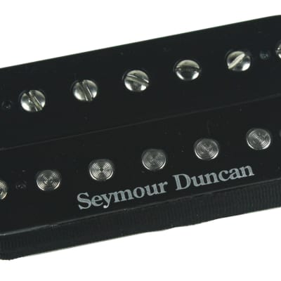Seymour Duncan SH-2n Jazz Model Neck Pickup, 7-String, Black