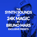 The Synth Sounds Of 24K Magic By Bruno Mars - Reverb Exclusive Presets