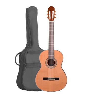Artist HG39303 Classical Guitar with Truss Rod - Solid Cedar Top + Bag for sale