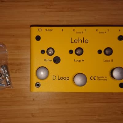 Lehle D.Loop SGoS 2012 Yellow