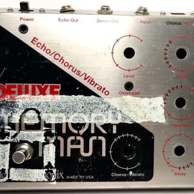 used Electro-Harmonix Deluxe Memory Man *Empty Enclosure*, No Guts, Good Condition