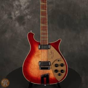 Rickenbacker 620-12TP Tom Petty Signature Fireglo 1991