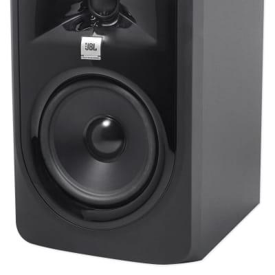 "JBL 305P MkII 5"" 2-Way Powered Studio Reference Monitor Monitoring Speaker"