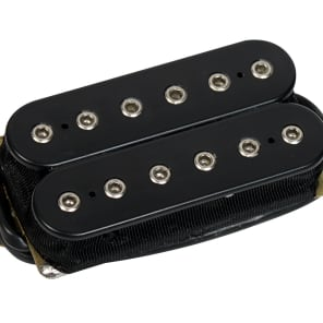 DiMarzio DP156FBK Humbucker From Hell F-Spaced Neck Pickup