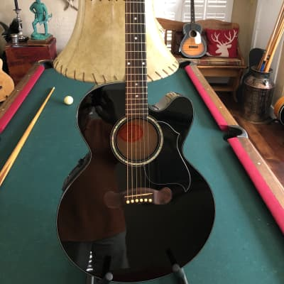 Gibson J-180 EC 2000 Black for sale