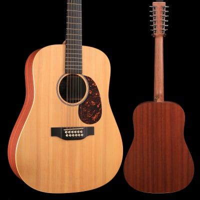 Martin D12X1AE New X Series, S/N 1853075, 5lbs 7.8oz for sale