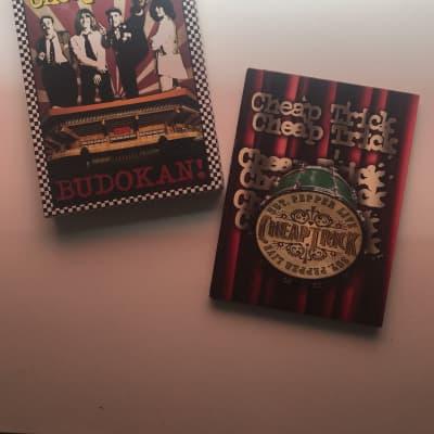 Cheap Trick BUDOKAN  DVD Live Plus SGT PEPPER LIVE DVD