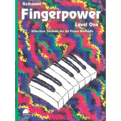 Fingerpower: Effective Technic for All Piano Methods - Level 1