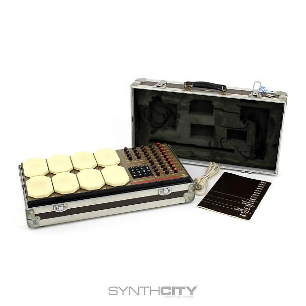 MPC Electronics MPC-1 Drum Machine   Synth City