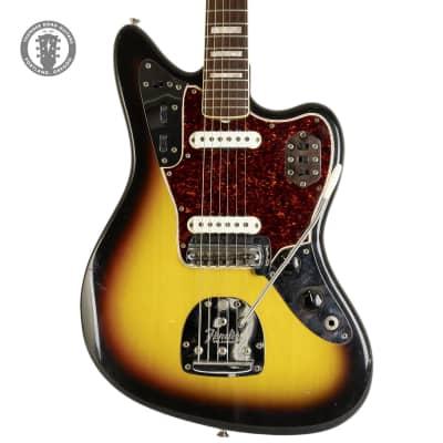 1966 Fender Jaguar Sunburst