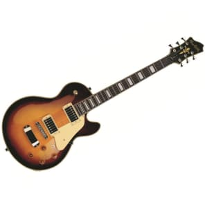 Hagstrom Super Swede Electric Guitar - Vintage Sunburst for sale