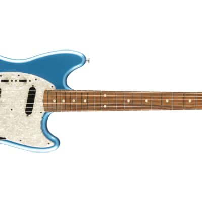 Fender Vintera '60s Mustang - Pau Ferro, Lake Placid Blue for sale