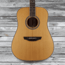 Orangewood Hudson Torrefied Solid Spruce Dreadnought All Solid Acoustic Guitar