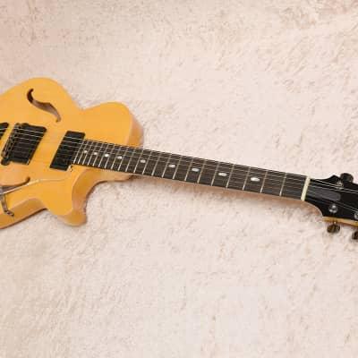 Westville Kurt Rosenwinkel Signature Vanguard SC NEW Natural / incl. Hard Case / Made in Japan. for sale