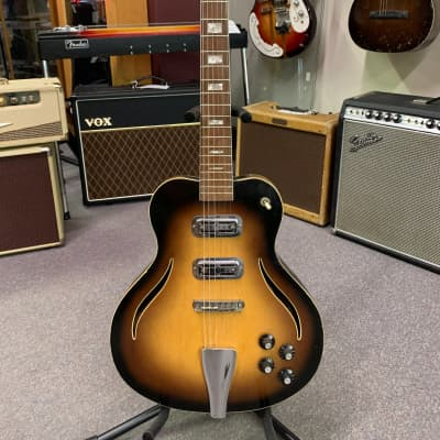 Messenger Early 60s Electric Prototype 1960s Sunburst for sale