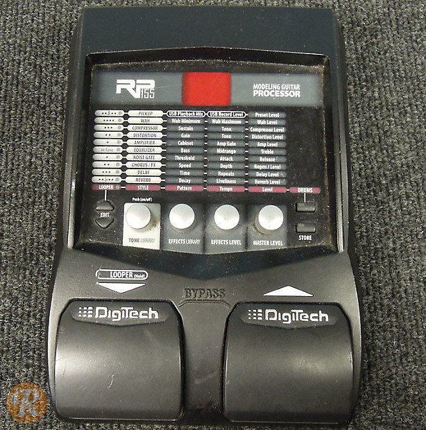 DIGITECH RP155 DRIVERS FOR WINDOWS DOWNLOAD