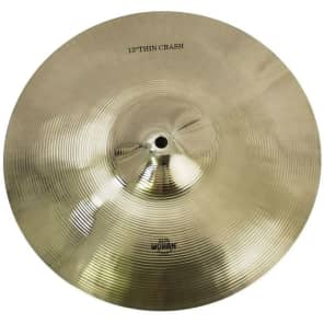 "Wuhan WUCR13T 13"" Thin Crash Crash Cymbal"