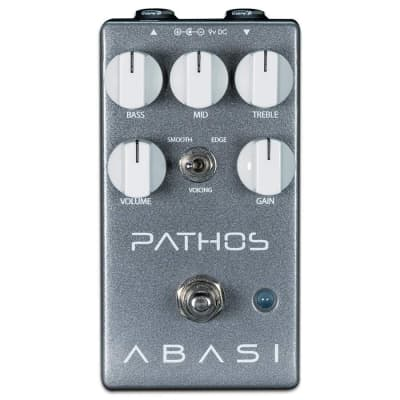 Abasi - tosin abasi distortion pedal Pathos 2019 Silver for sale