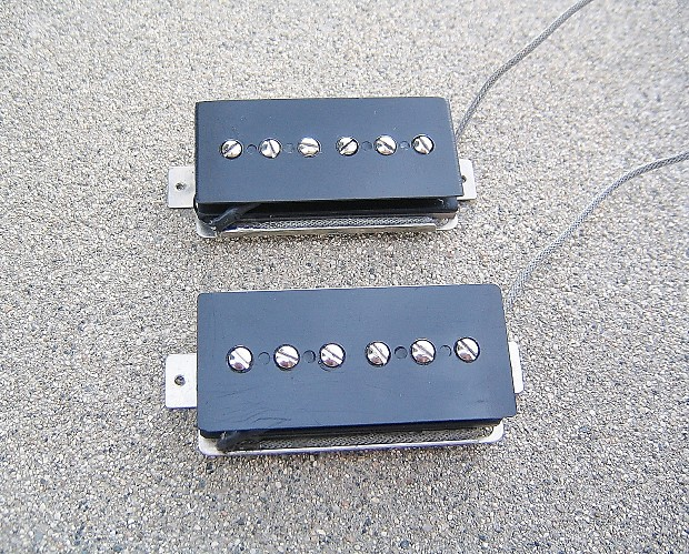 seymour duncan phat cat pickup set without covers reverb. Black Bedroom Furniture Sets. Home Design Ideas
