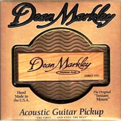 Dean Markley Pro Mag Plus Sound Hole Acoustic Guitar Pickup - 3010 for sale