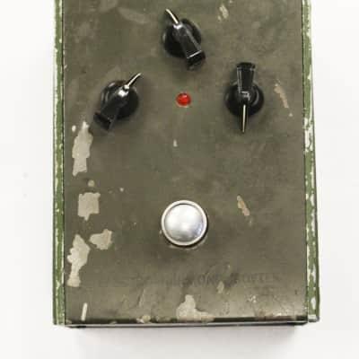 """Electro-Harmonix Sovtek """"Green Russian"""" Big Muff Pi- Tall Font"""