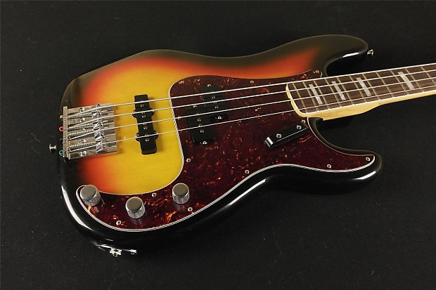 Fender Custom Shop Precision Bass PRO Closet Classic   3 ...