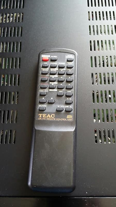 TEAC AG-D9100 Black | 1000superdeals