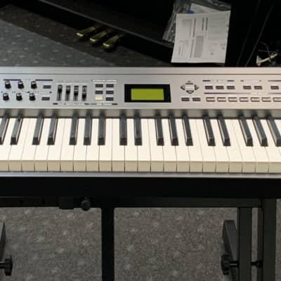 Used Roland RD-700 88 Key Stage Piano With SRX-02 Concert Piano Expansion Set