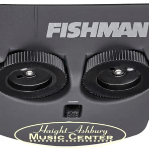 Fishman Matrix Infinity VT / Narrow Format Acoustic Guitar Pickup & Preamp System