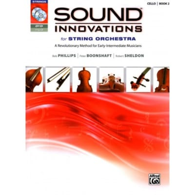 Sound Innovations for String Orchestra Book 2 -Cello