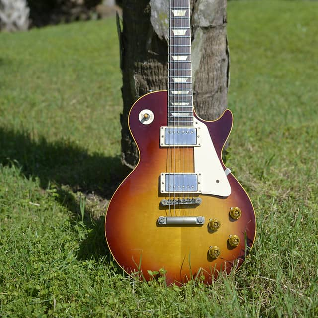 Gibson Les Paul Standard Historic 1957 Reissue Refinished by Historic Makeovers 2014 Heritage Cherry image