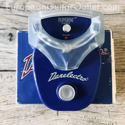 Danelectro Pepperoni Phaser DJ-6 with Original Box