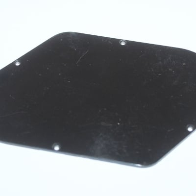 Vintage 1973 Gibson L6-S Control Backplate 1974 Back Plate