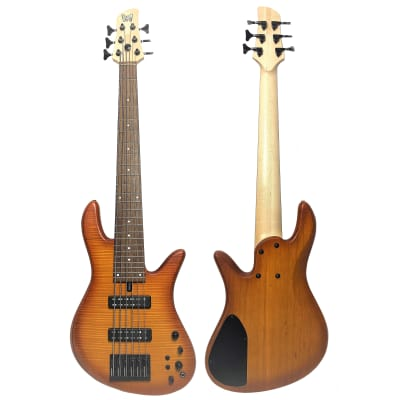 Fodera Emperor Standard Special 6-String Bass for sale