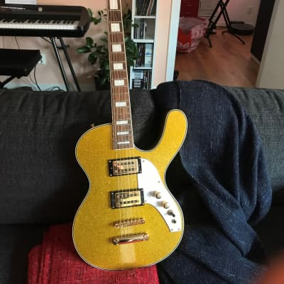 Musicvox Spaceranger Gold Sparkle for sale