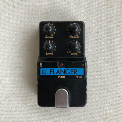 Pearl FG-01 Flanger 80s for sale