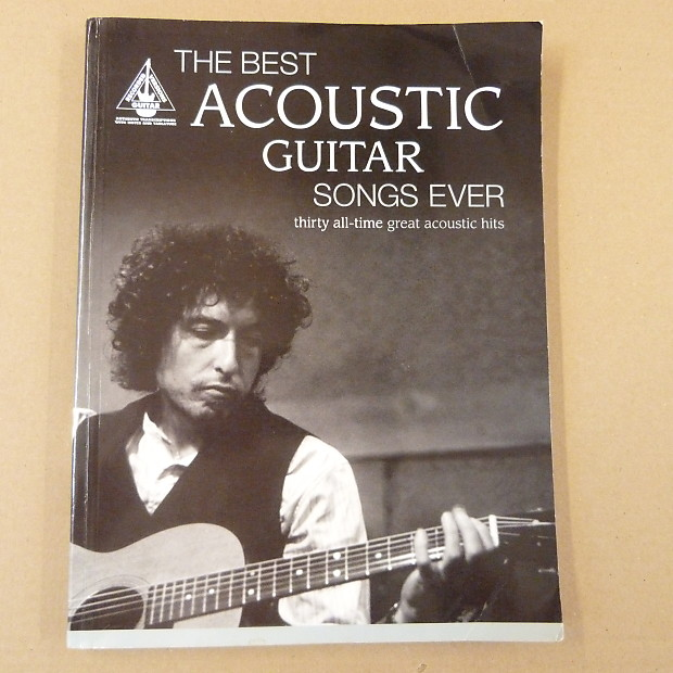The Best Acoustic Guitar Songs ever, recorded guitar versions, 2005