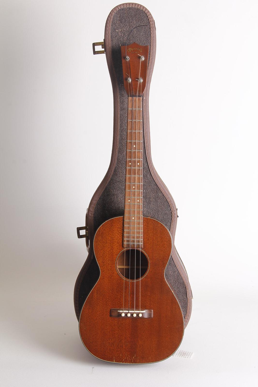 martin style 51 mahogany baritone ukulele reverb. Black Bedroom Furniture Sets. Home Design Ideas