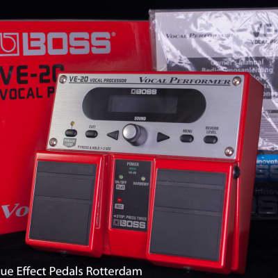 Boss VE-20 Vocal Performer 2012 s/n G5C4636